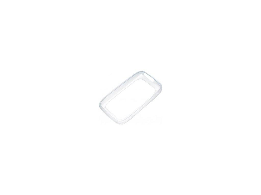 NOKIA CC-1046 silikonové pouzdro Lumia 710 white / bílé (blister)