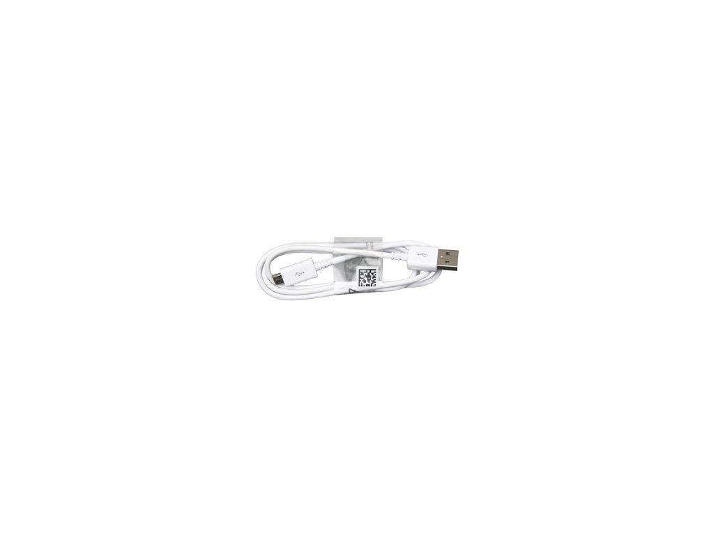 SAMSUNG datový kabel ECB-DU4AWE micro USB white (bulk)