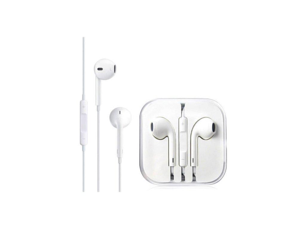 Apple MD827ZM/A EarPods sluchátka s ovládáním iPhone 5/5C/5S, 6/6S, 6+/6S+