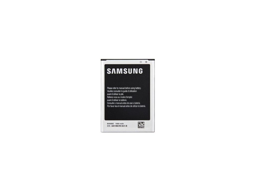 SAMSUNG baterie EB-B500BE i9190, i9195 Galaxy S4 Mini - 1900 mAh (3piny)