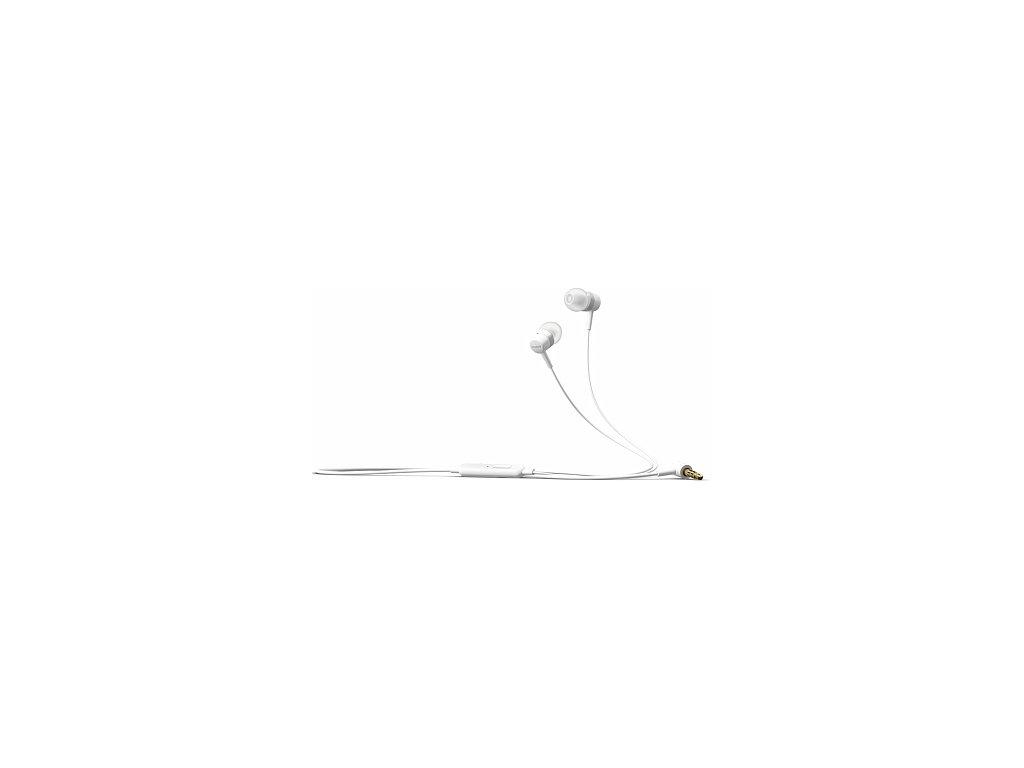Sony MH750 stereo headset white / bílý