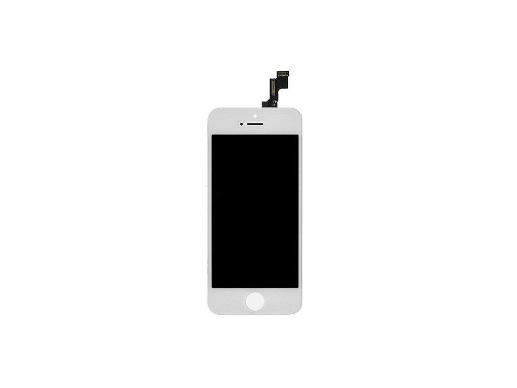 LCD displej + dotyková deska iPhone 5S white - OEM NÁHRADNÍ DÍL
