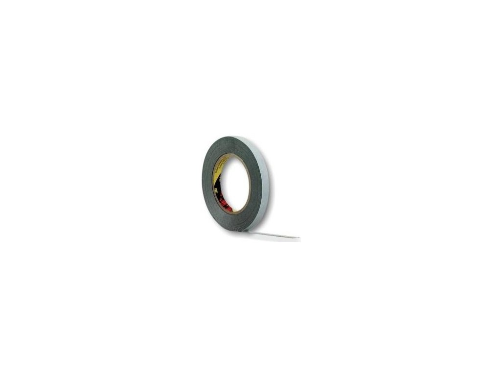 Páska pro lepení sklíček LCD, 3mm šíře (20cm)