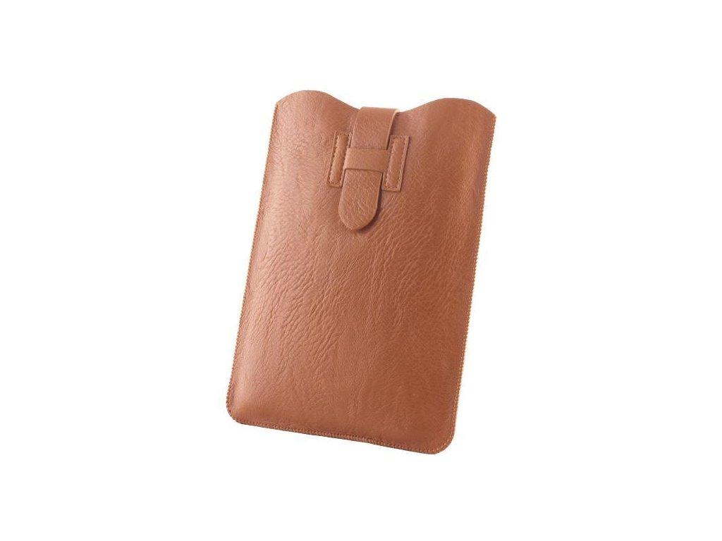 """Univerzální pouzdro pro tablety 7"""" brown / hnědé"""
