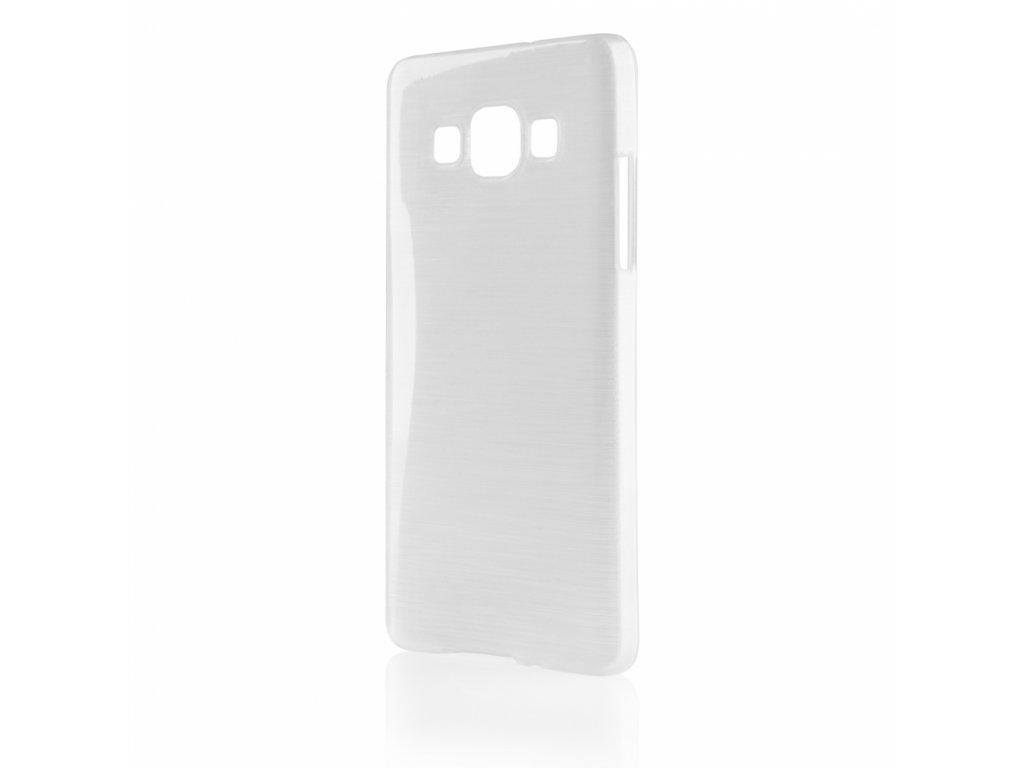 Značka  EGO Mobile · Pouzdro JELLY Case Metalic Samsung A500 Galaxy A5 bílé dc3be0168e2