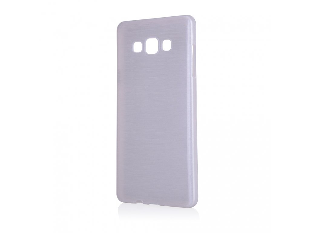 Značka  EGO Mobile · Pouzdro JELLY Case Metalic Samsung A700 Galaxy A7 bílé e08f5d01b59