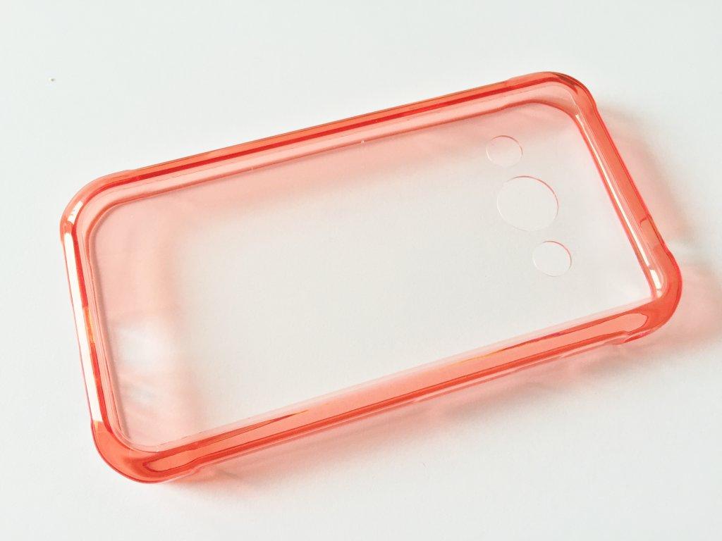 Hybrid Case pouzdro Samsung G388 / G389 Galaxy XCover3 red / červené
