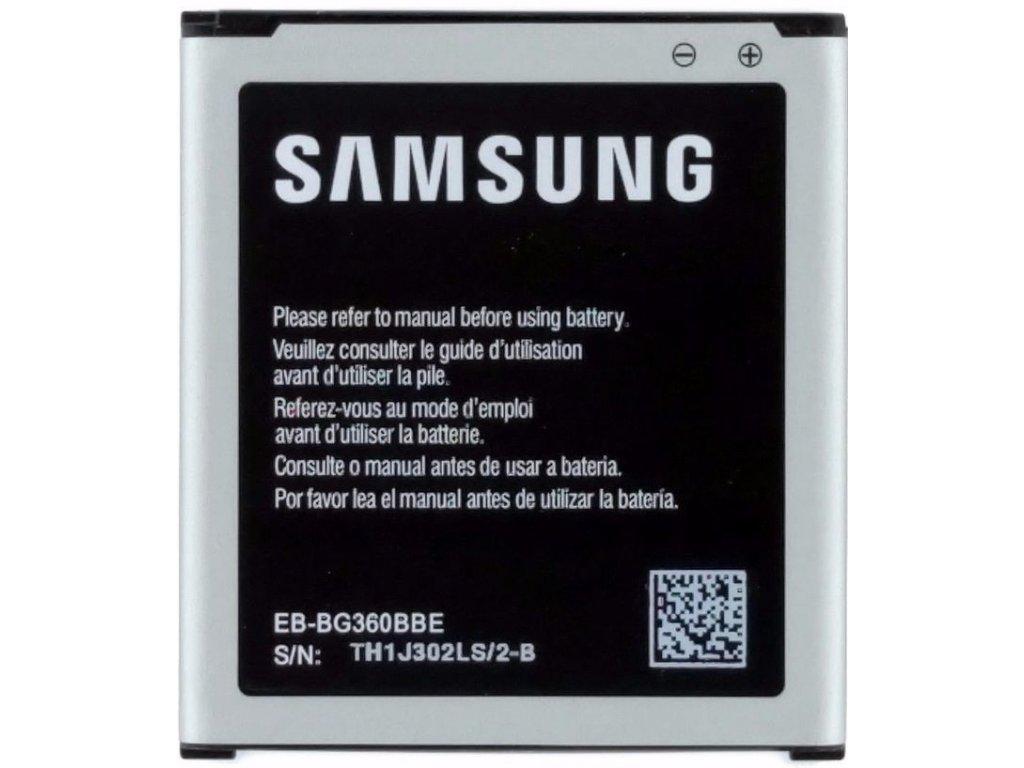 SAMSUNG baterie EB-BG360BBE G360/G361 Galaxy Core Prime - 2000 mAh (bulk)