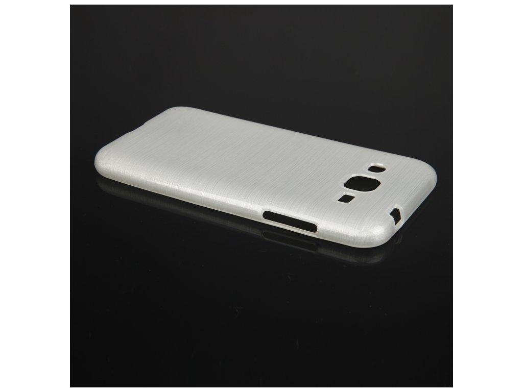 Značka  EGO Mobile · Pouzdro JELLY Case Metalic Samsung J200 Galaxy J2 bílé f87b741121b