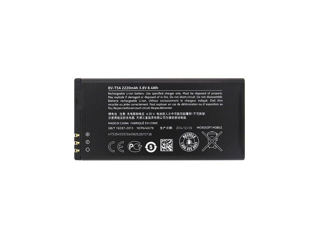 NOKIA baterie BV-T5A, 730 / 735 Lumia - 2220mAh (bulk)