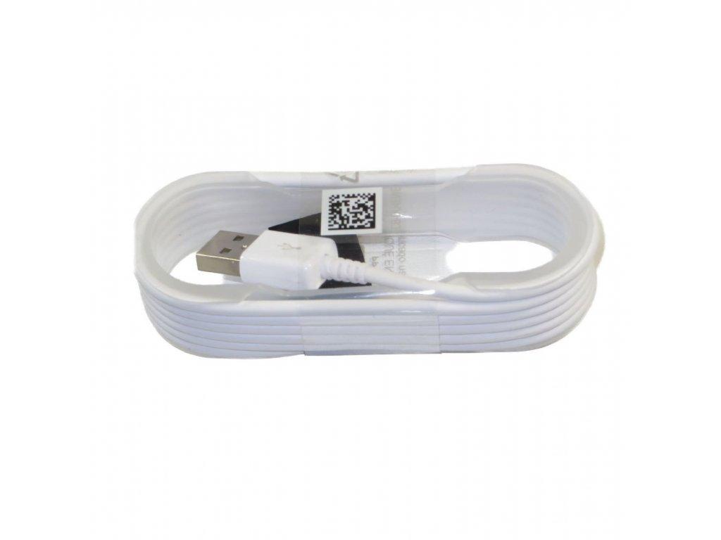 SAMSUNG datový kabel ECB-DU4EWE micro USB white (bulk) 150cm
