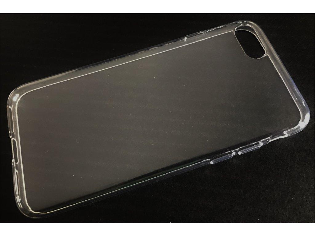 """Pouzdro FITTY Ultra Tenké 0,3mm iPhone 7+ / 8+ (5,5"""") transparentní"""