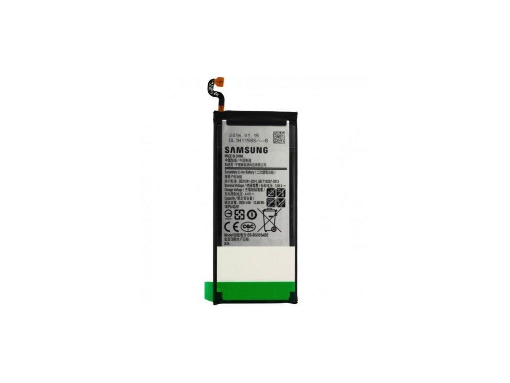 SAMSUNG baterie EB-BG935AB G935 Galaxy S7 Edge - 3600 mAh (bulk)