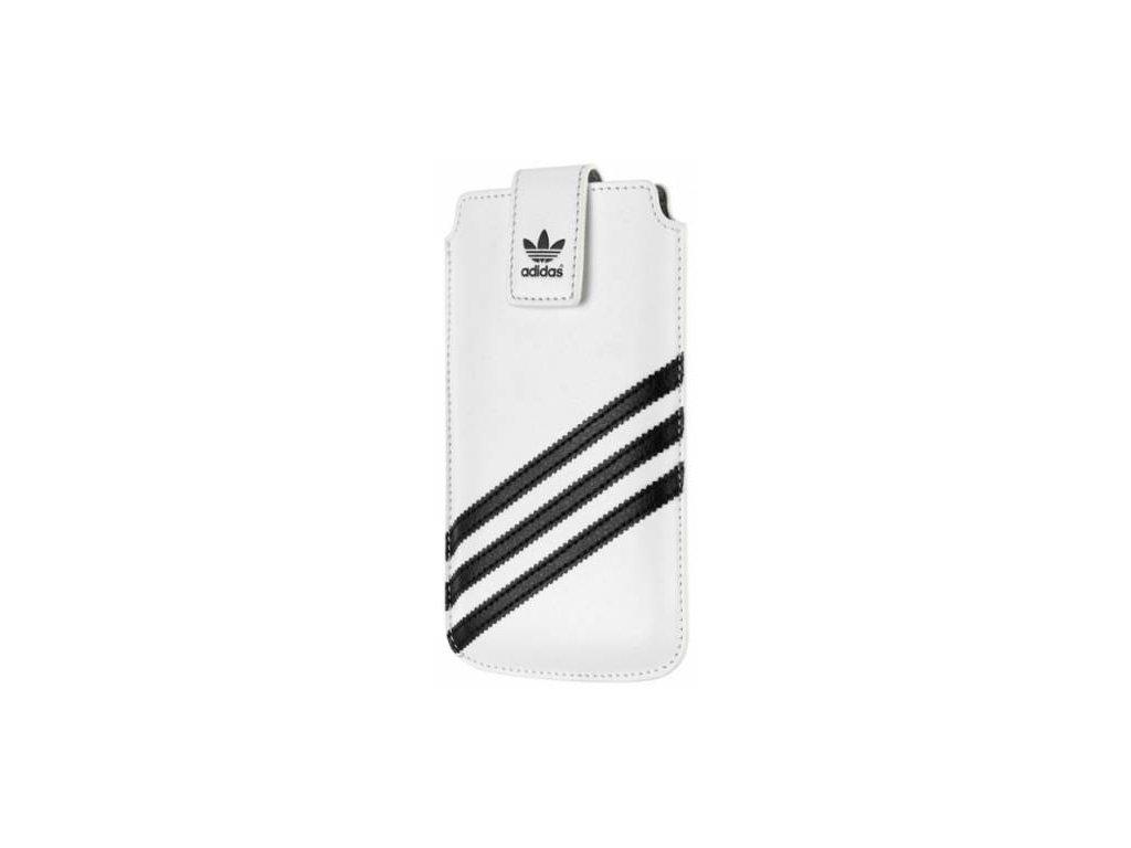 Adidas pouzdro Medium Sleeve white/black (B00104)