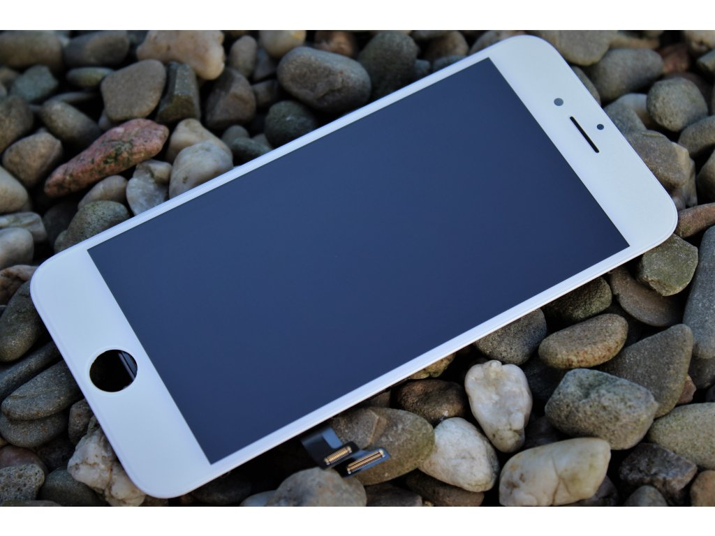 "LCD displej + dotyková deska iPhone 7 (4,7"") white - OEM NÁHRADNÍ DÍL"