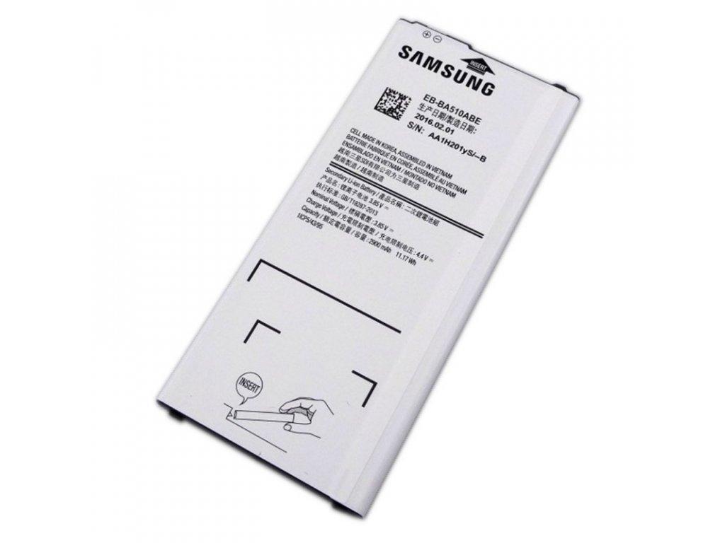 SAMSUNG baterie EB-BA510ABE A510 Galaxy A5  2016 - 2900 mAh (bulk)