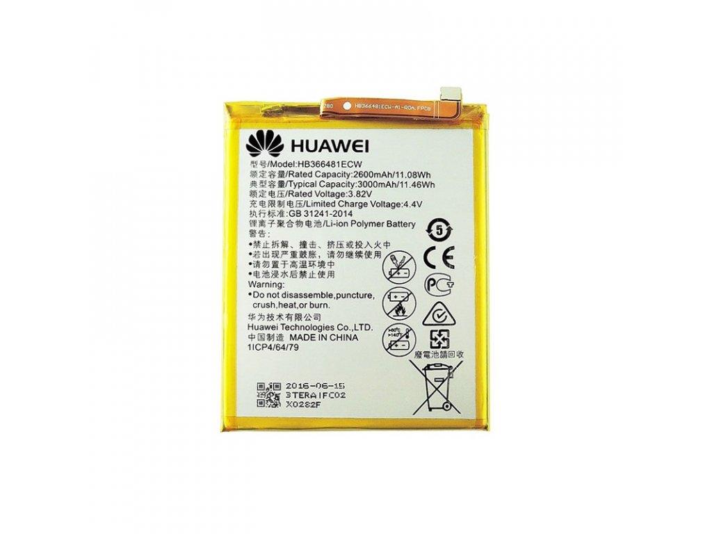 Huawei baterie HB366481ECW, Huawei P9, P9 Lite, Honor 8 - 2900 mAh (bulk)