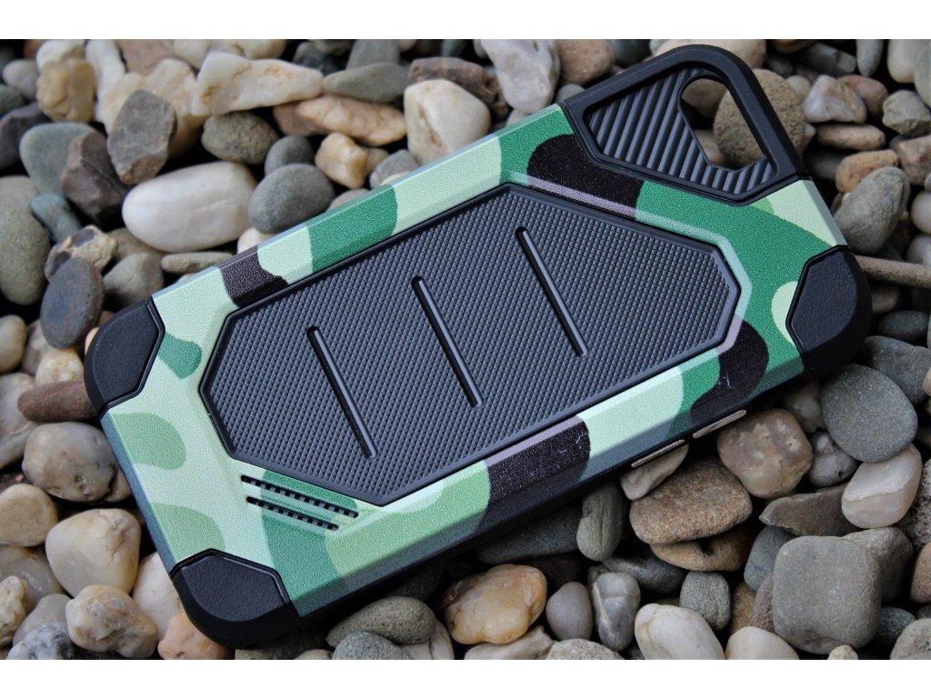 Defender ARMY Case odolné pouzdro iPhone 5 5S SE zelené - JHMobil.cz 32b20d35603