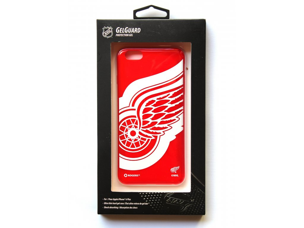 "NHL GelGuard LGX-11292 pouzdro iPhone 6+ / 6S+ (5,5"") Detroit Red Wings"
