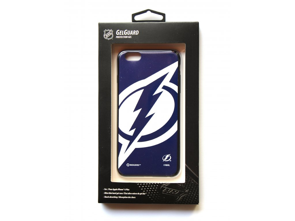 "NHL GelGuard LGX-11296 pouzdro iPhone 6+ / 6S+ (5,5"") Tampa Bay Lightning"