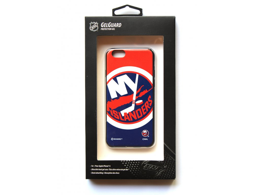 "NHL GelGuard LGX-11338 pouzdro iPhone 6 / 6S (4,7"") New York Islanders"