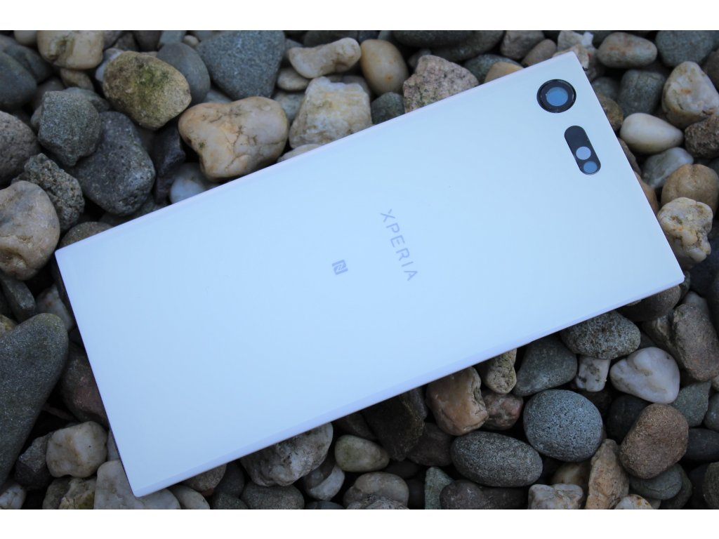 SONY Xperia X Compact, F5321 zadní kryt white / bílý - OEM