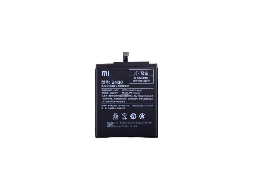 Xiaomi baterie BN30, RedMi 4A - 3120 mAh (bulk)