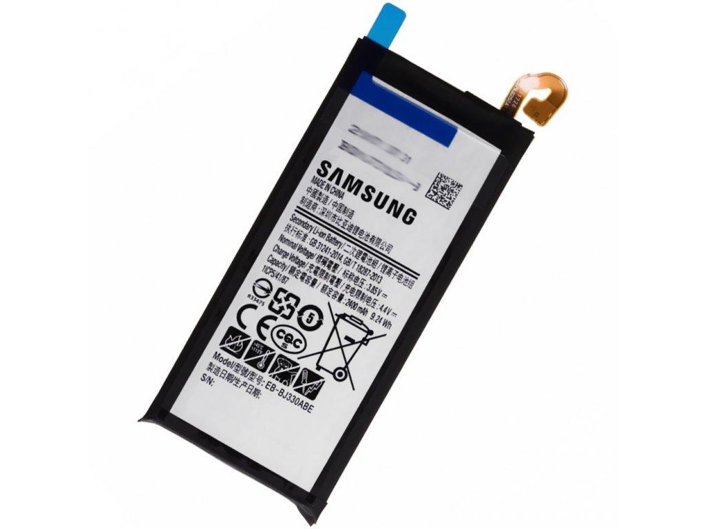 SAMSUNG baterie EB-BJ330ABE J330 Galaxy J3 2017 - 2400 mAh (bulk)