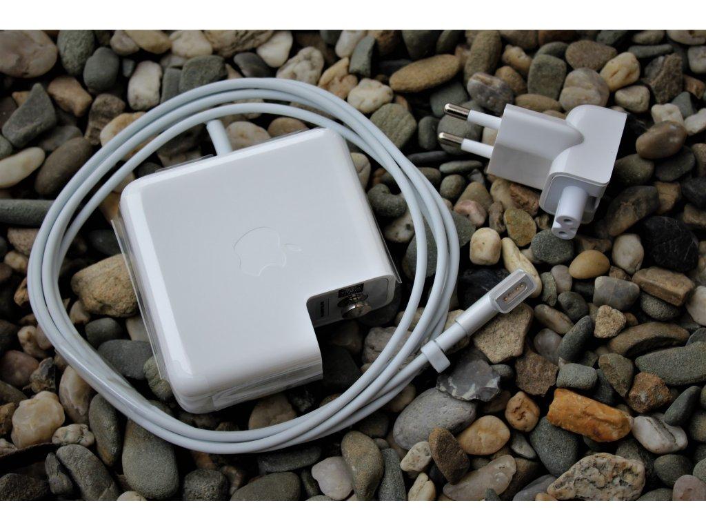 Originální Apple nabíječka A1343 pro Apple MacBook PRO - 85W s konektorem MagSafe1