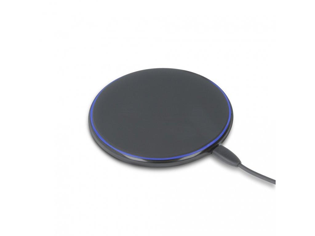 Setty bezdrátová nabíječka (1,5A) černá