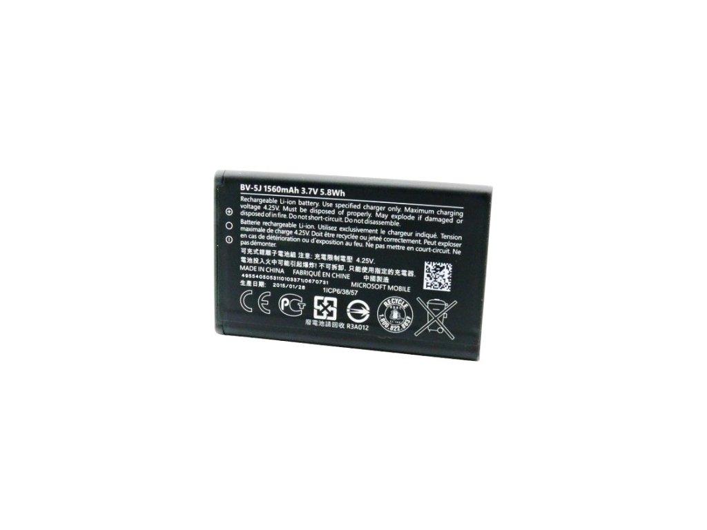 Microsoft  baterie BV-5J 435 / 532 Lumia - 1560 mAh (bulk)