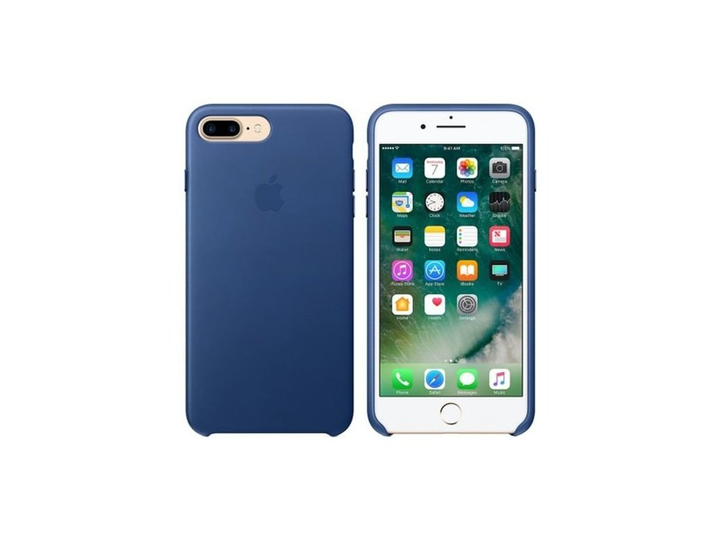 "Apple MPTF2ZM/A pouzdro iPhone 7+/8+ (5,5"") sapphire blue"