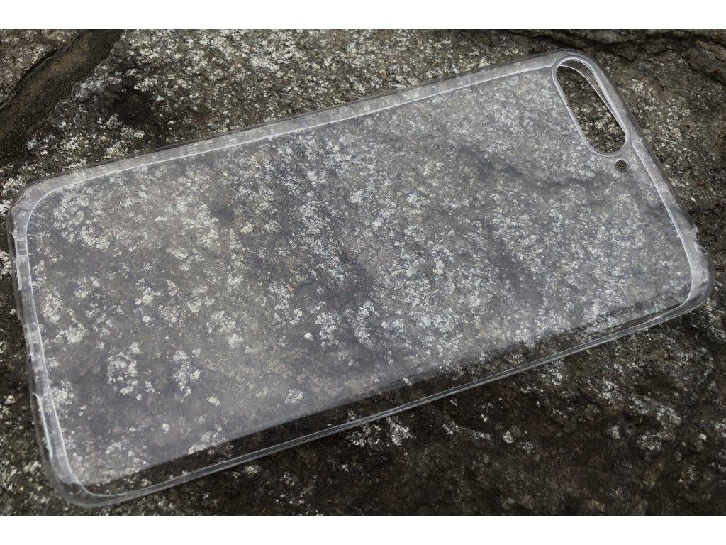 Pouzdro FITTY Ultra Tenké 0,3mm Huawei Y6 2018 , transparentní