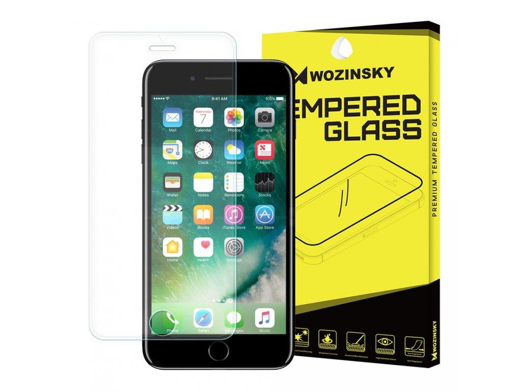"Wozinsky ochranné tvrzené sklo pro iPhone 7 / 8 (4,7"") 9H / zahnuté čiré 7426825341365"