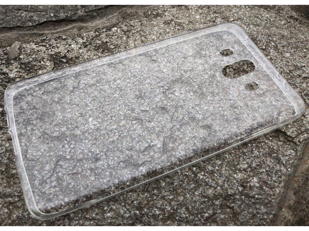 Pouzdro FITTY Ultra Tenké 0,3mm Huawei Mate 10 transparentní