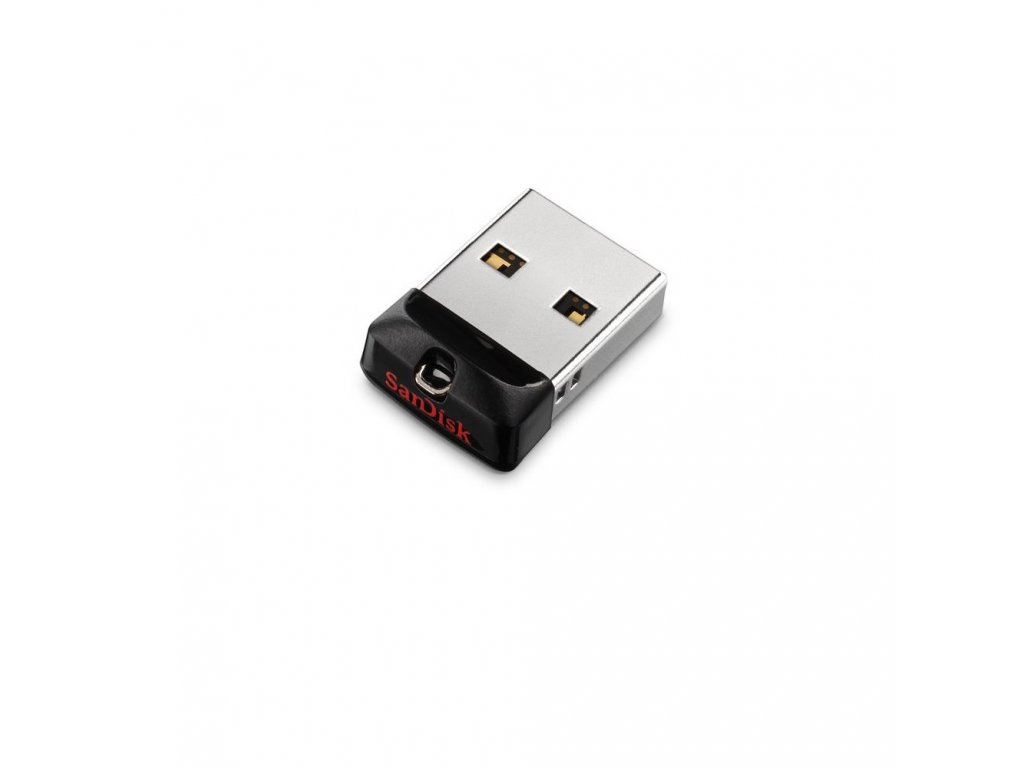 Sandisk Cruzer FIT USB flash disk 32GB