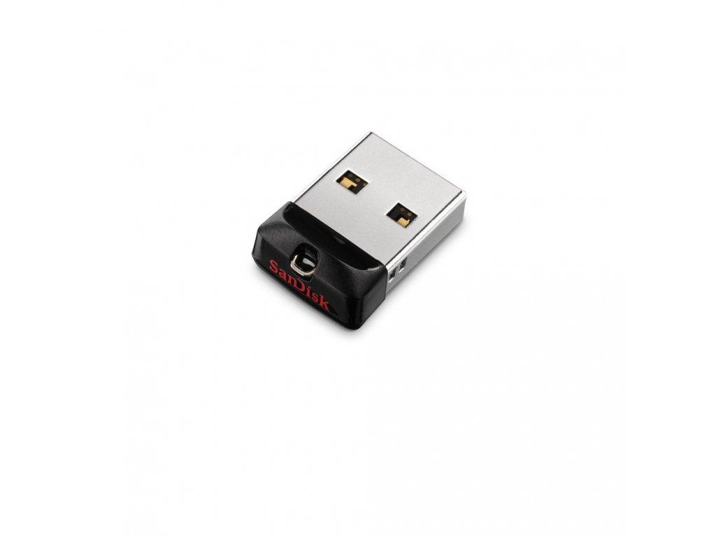 Sandisk Cruzer FIT USB flash disk 32GB