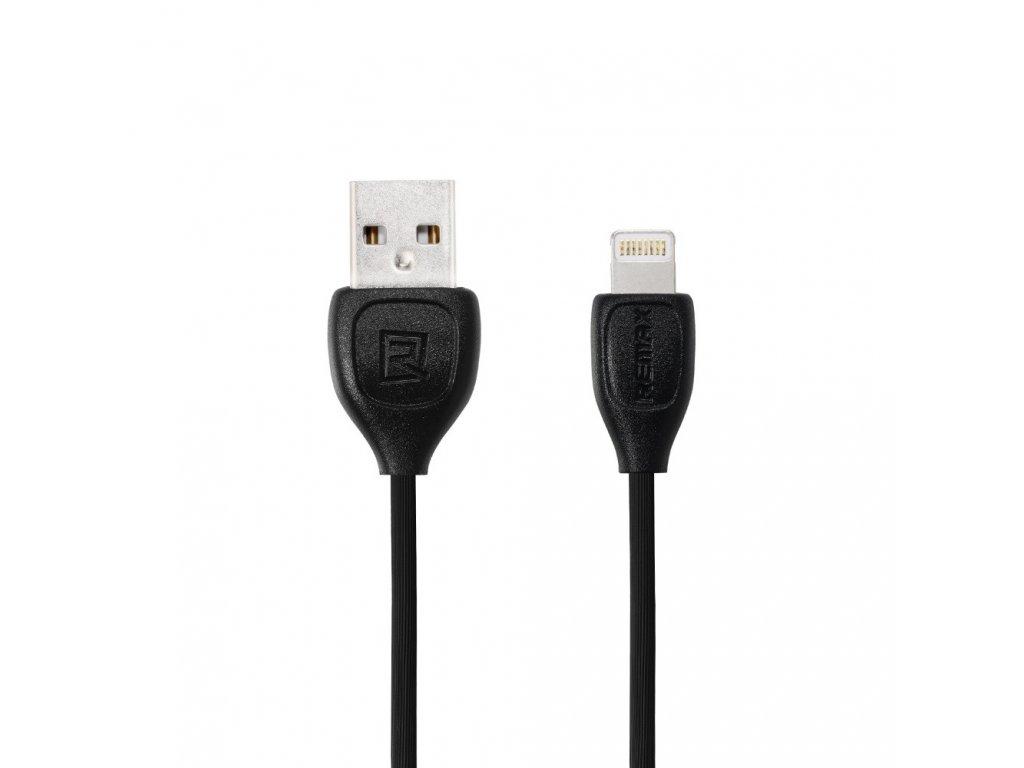 REMAX RC-050i Lesu datový kabel pro iPhone 5/6/7/8/X černý