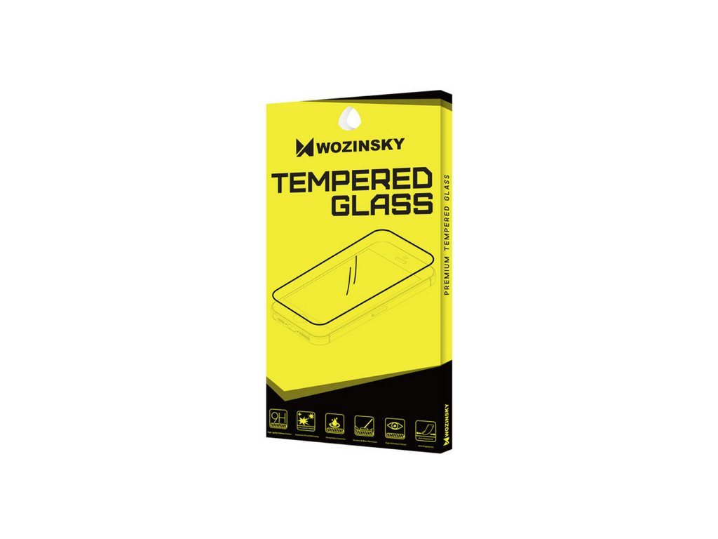 Wozinsky ochranné tvrzené sklo pro Honor 9 Lite, (9H, 0,26mm) 7426825345400