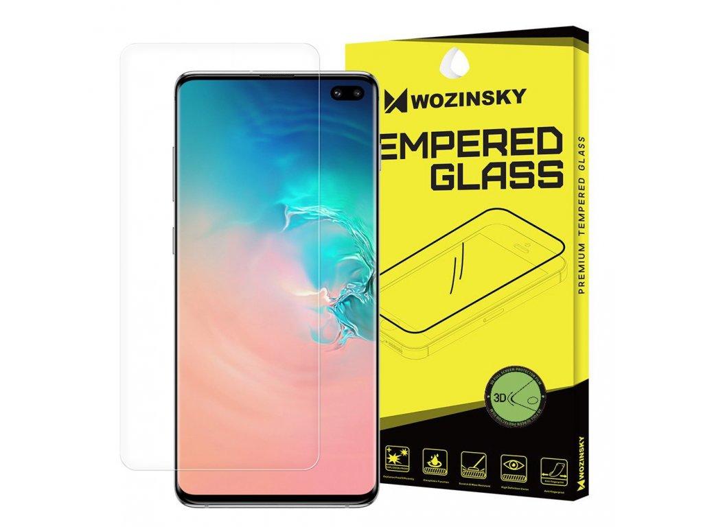 Wozinsky ochranná 3D fólie na displej pro Samsung G975 Galaxy S10 Plus 7426825364012
