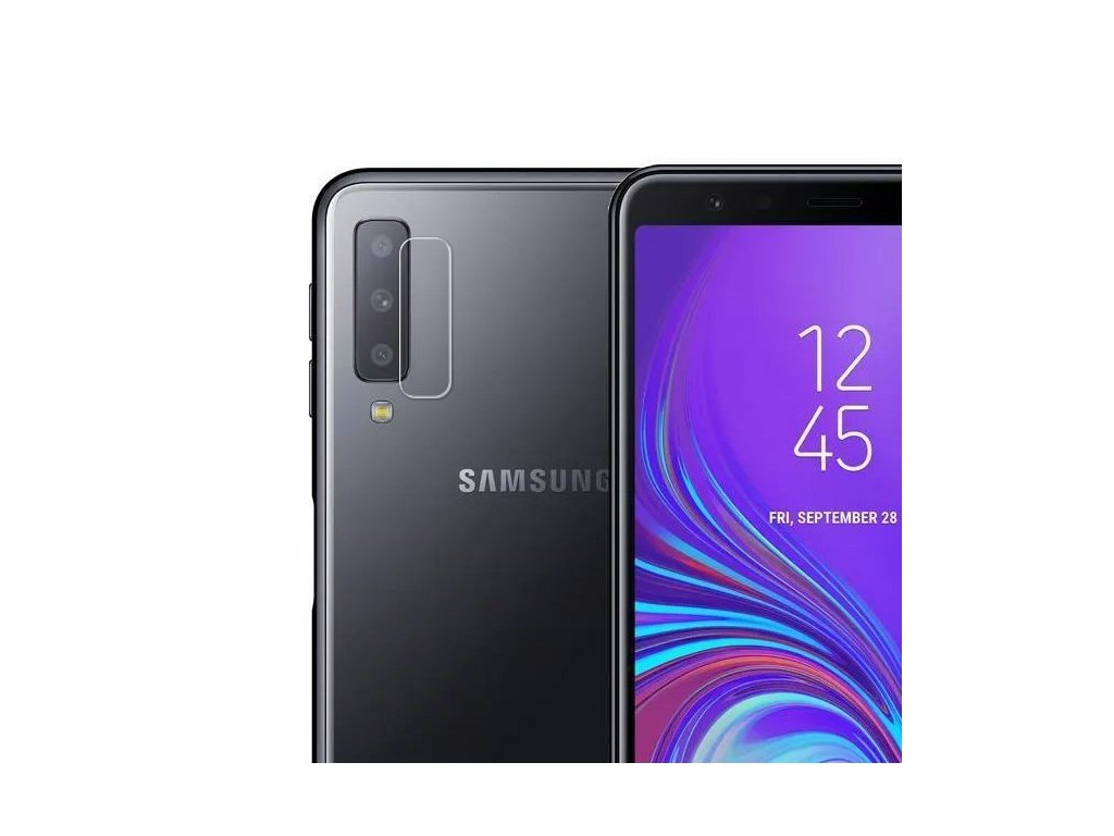 Wozinsky ochranné tvrzené sklo na kameru pro Samsung A750 Galaxy A7 2018 7426825371072