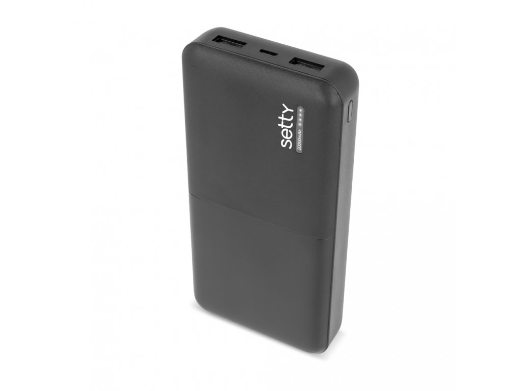 Setty Power banka 20000 mAh