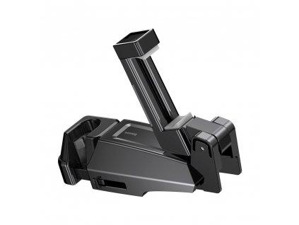 BASEUS SUHZ-A01 držák do auta / věšák na opěrku hlavy černý