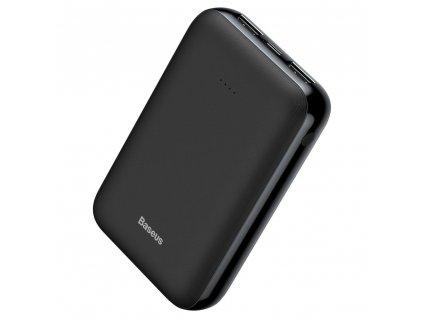 Baseus Mini JA Powerbanka 10000mAh černá PPJAN-A01