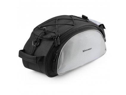 Wozinsky taška na kolo 13l černá