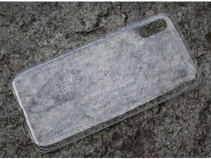 Pouzdro FITTY Ultra Tenké 0,3mm Huawei Y6 PRO 2019 transparentní