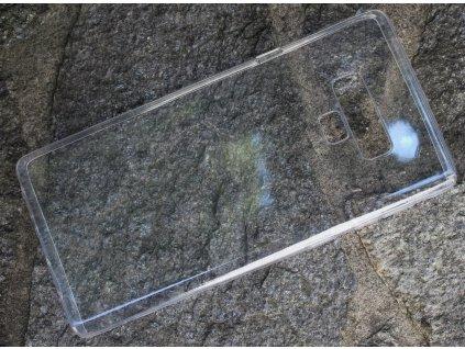 Pouzdro FITTY Ultra Tenké 0,3mm Samsung N960 Galaxy Note 9 transparentní