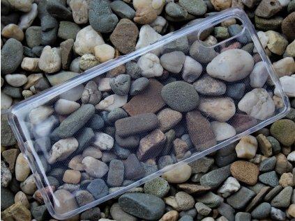 Pouzdro CLEAR CASE Sony Xperia L3 transparentní