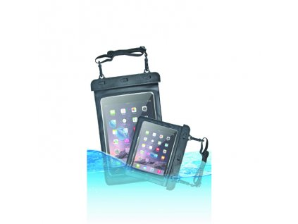 """Voděodolné univerzální pouzdro pro tablet 9-10"""" černé"""