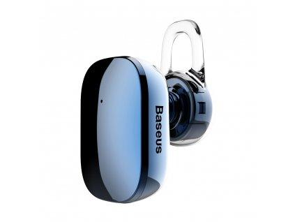Baseus Encok Mini A02 bluetooth handsfree (iOS / Android) modré NGA02-03